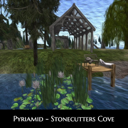 Pyriamid - Stonecutters Cove